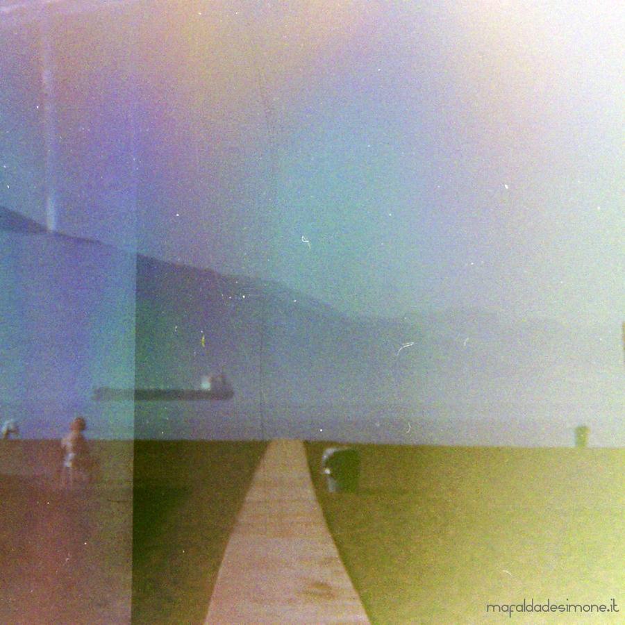 Torre Annunziata, Napoli - Diana F+, Kodak Colorplus 200 Dishwashed, Cyberscanner Vision Compact - Mafalda de Simone