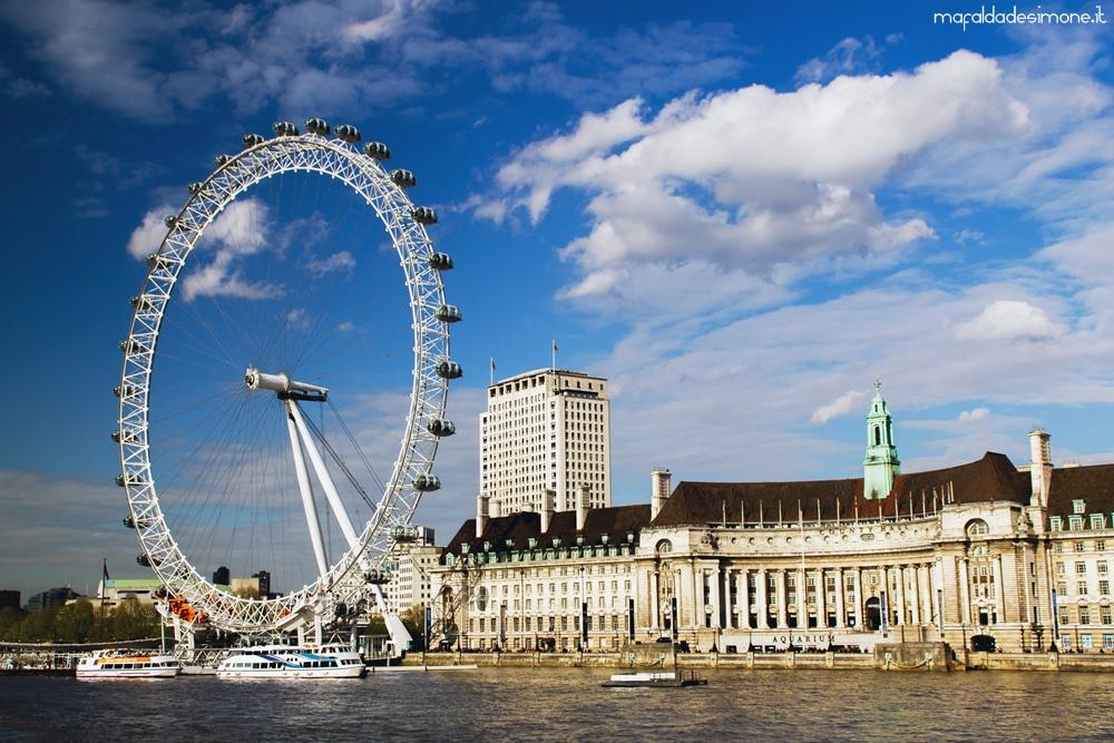 London Eye, London - Canon Eos 550D - Mafalda de Simone