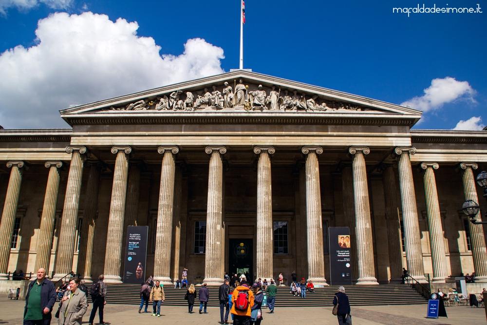 British Museum, London - Canon Eos 550D - Mafalda de Simone