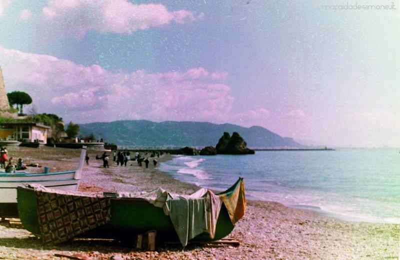 Vietri sul Mare, Salerno - Zenit 12xp, Scotch Color expired + bitter - Mafalda de Simone