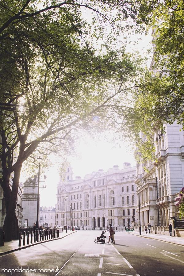 Victoria Embankment,  London - Canon Eos 550D, Tamron 18-200mm - Mafalda de Simone