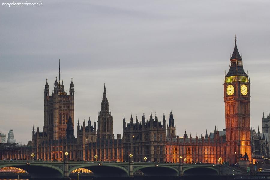 Westminster, London - Canon Eos 550D, Tamron 18-200mm - Mafalda de Simone