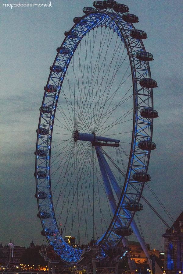 London Eye, London - Canon Eos 550D, Tamron 18-200mm - Mafalda de Simone
