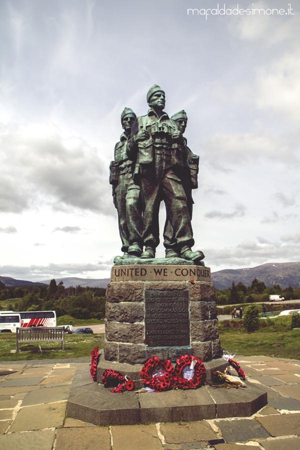 Commando Memorial, Scotland - Mafalda de Simone