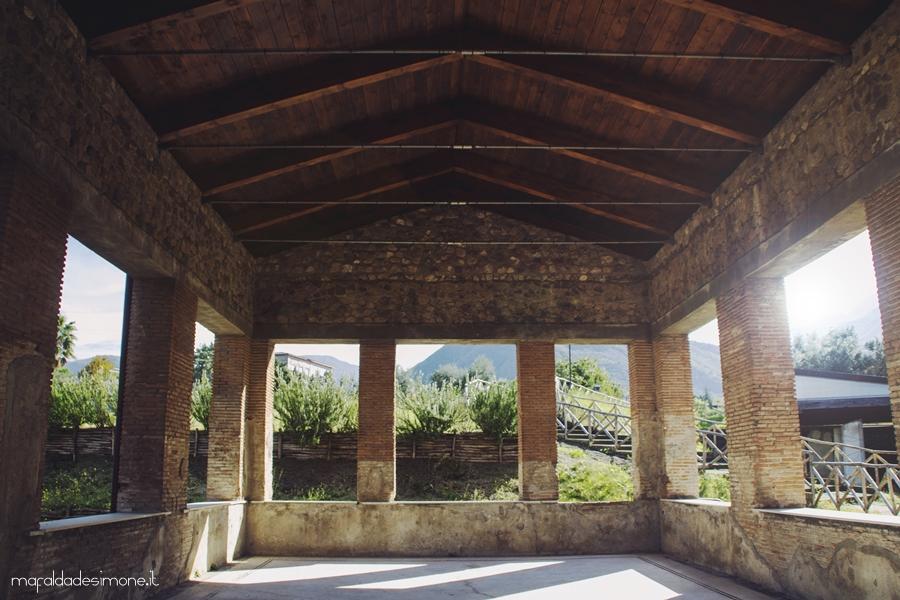 Villa Arianna, Stabia - Castellammare di Stabia - Mafalda de Simone