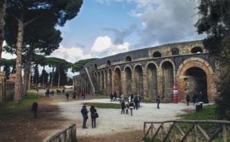Scavi di Pompei - Mafalda de Simone